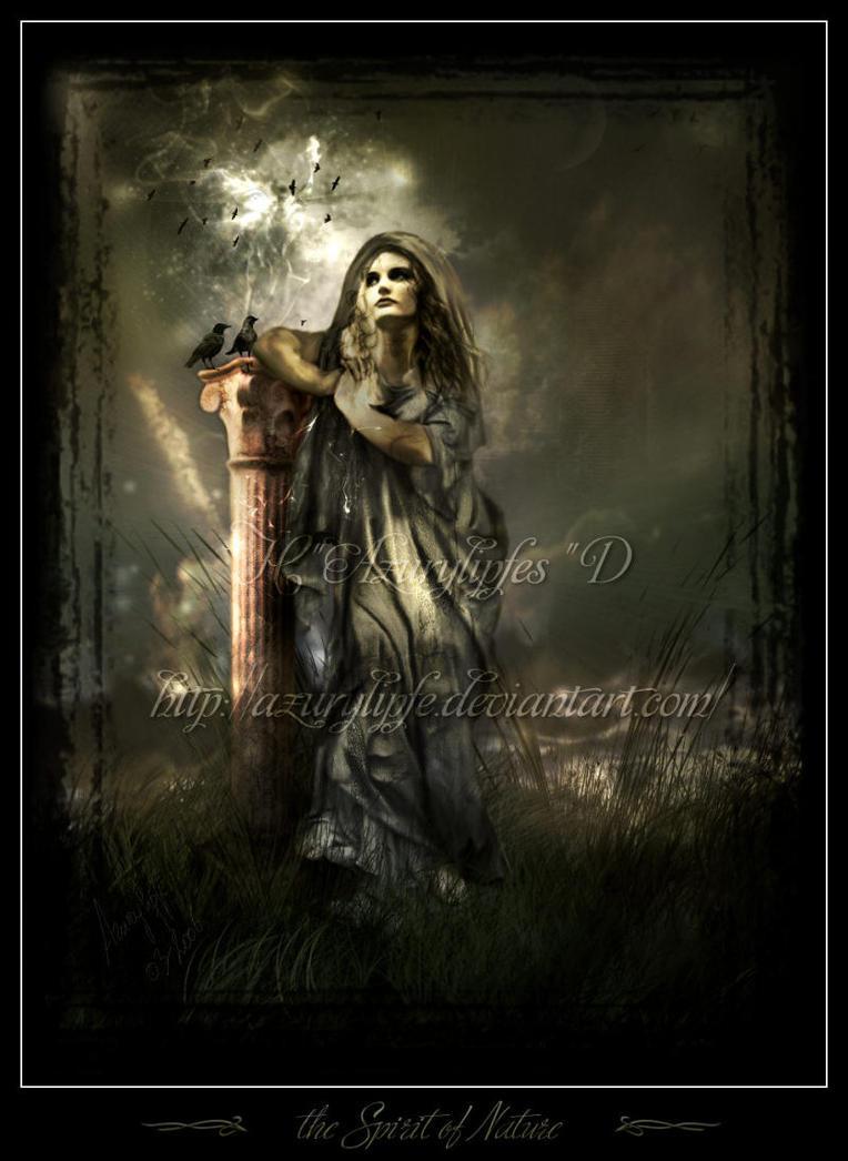 The spirit of Nature by azurylipfe