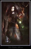 The Goddess Hecate by azurylipfe