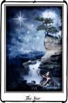 Tarot- The Star by azurylipfe