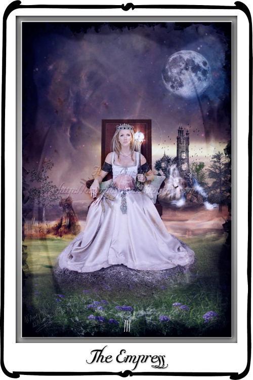 Tarot-The Empress