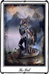 Tarot - The Fool by azurylipfe