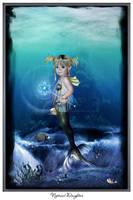 Neptunes Daughter by azurylipfe