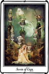 Tarot- Seven of Cups