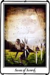 Tarot- Seven of Swords