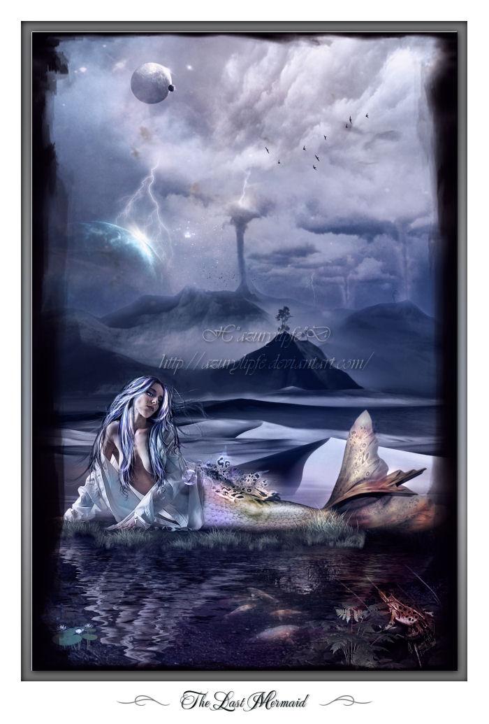 The last mermaid by azurylipfe