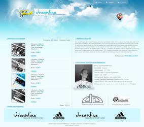 Portfolio dreamline