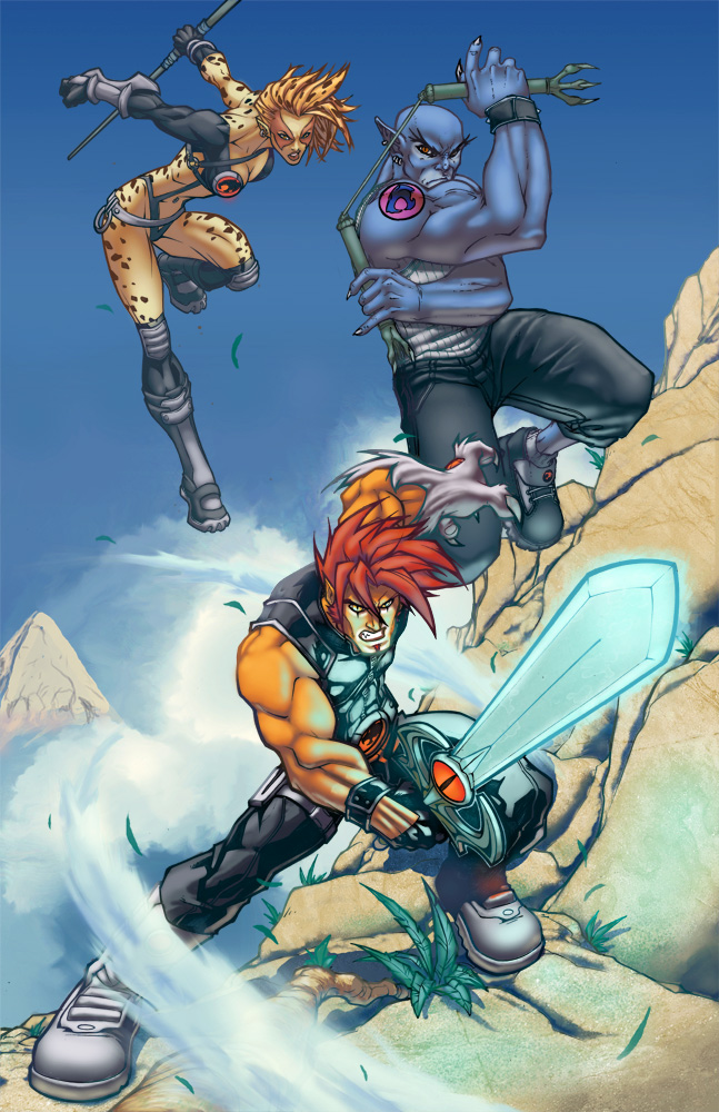 Thundercats by KFoster
