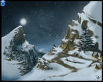Frostid Mountains by Chipo-H0P3