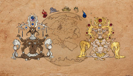 Surian Gods by Chipo-H0P3