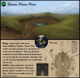 Fissure Plain Pard Information Sheet by Chipo-H0P3