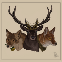 Margery, Renly, and Loras by Chipo-H0P3