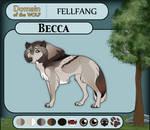 DotW | Becca