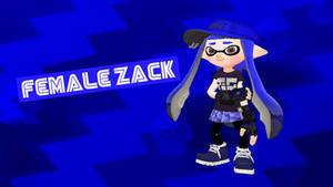 Profile: Female Zack by ZackSonic123