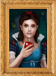 snow white by magali by magaliB