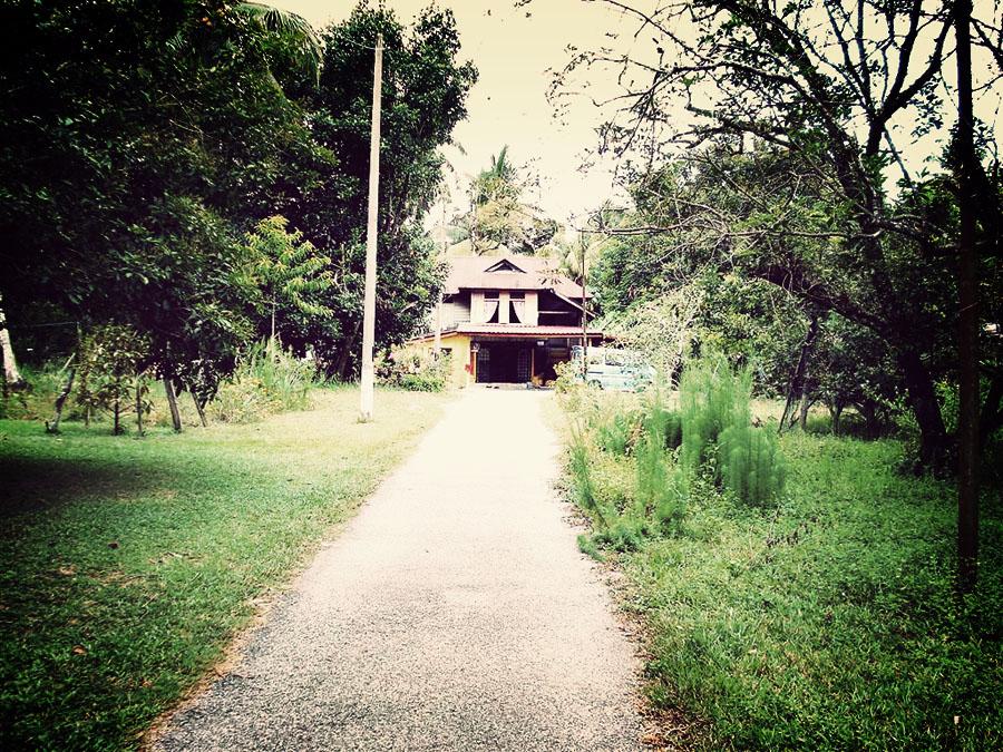 balik kampung by zufairi