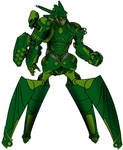Cyborg person
