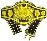 SFWA championship belt