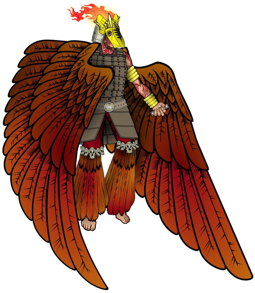 Lady Phoenix by Sulemania