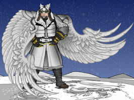 Snow Owl for AMS by Sulemania