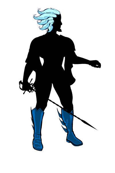 Apatite silhouette backward enchanced by Sulemania