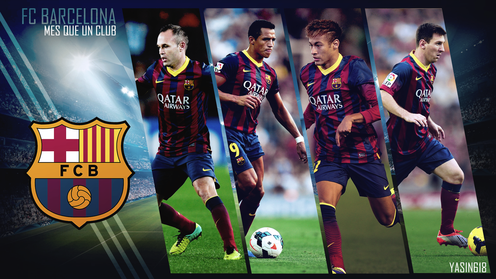 53 best FC Barcelona images on Pinterest   Sports, Messi and Fc ...