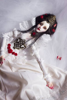 OOAK Snow White Art Doll