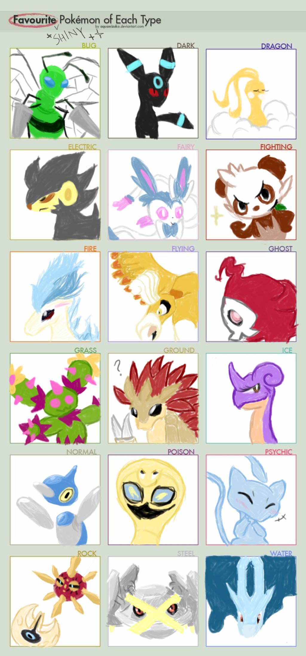 Dragonair Favorite SHINY Pokemon...