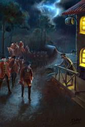 James Grant Phantom Regiment by taibu