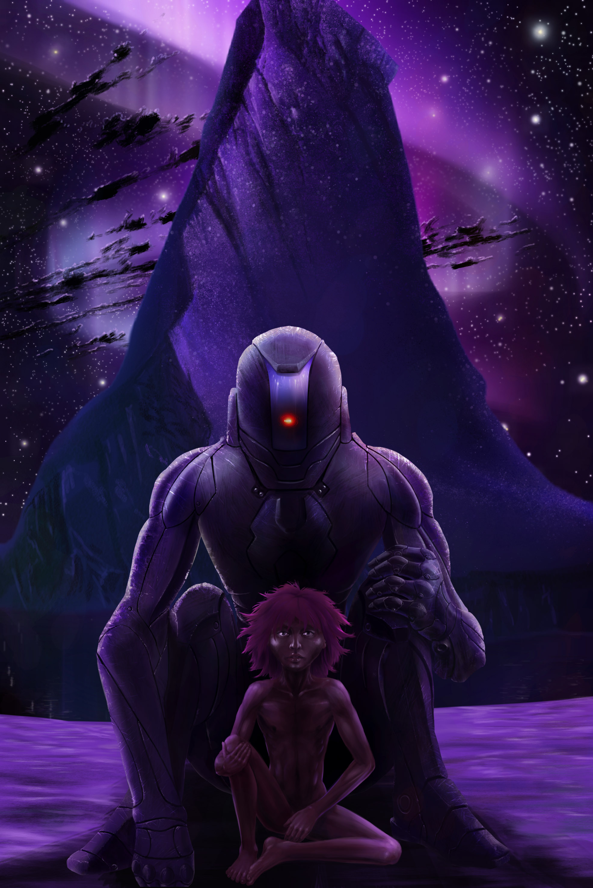 Space Mowgli - Strugatsky brothers