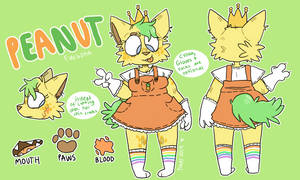 Peanut- 2019 reference
