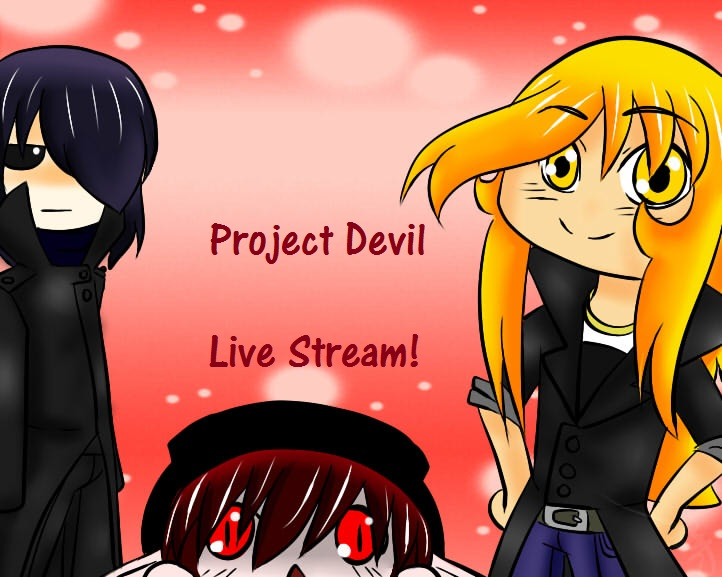 PD Live stream card by SpaceDragonQueen on DeviantArt