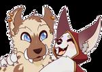 World of Warcraft: Nala and Coco