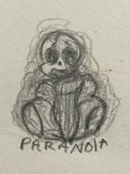 paranoia by HarrySaxon1234