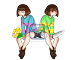 [Undertale] There are 2 sides to every story..