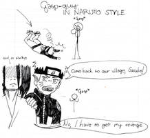 Gasp-Guy: In Naruto-style by NoRuLLa