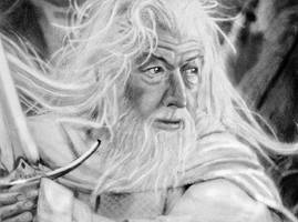 Gandalf the White by NoRuLLa