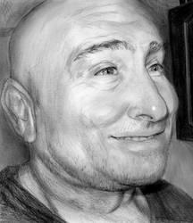 Smiling man by NoRuLLa