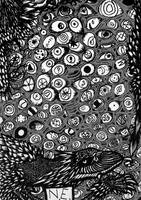 Sketch- Thousand Eyes by NoRuLLa