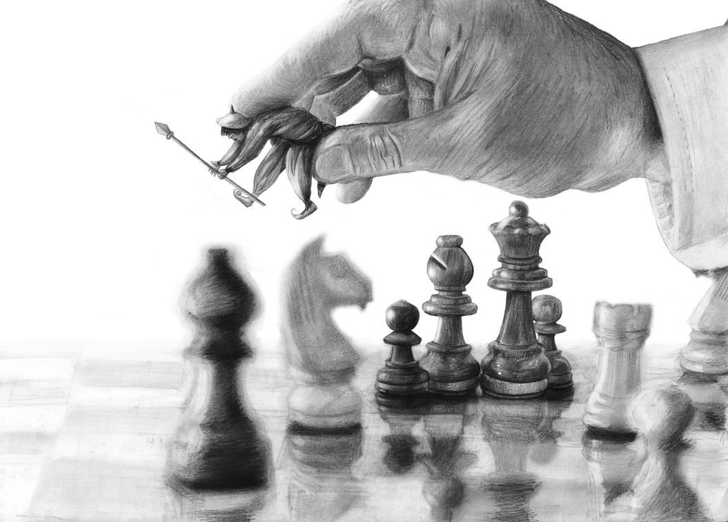 Chess Gamble