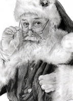 You're early, Santa by NoRuLLa