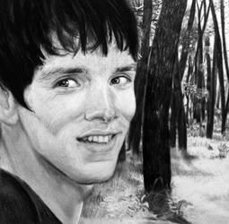 Colin Morgan: Merlin by NoRuLLa