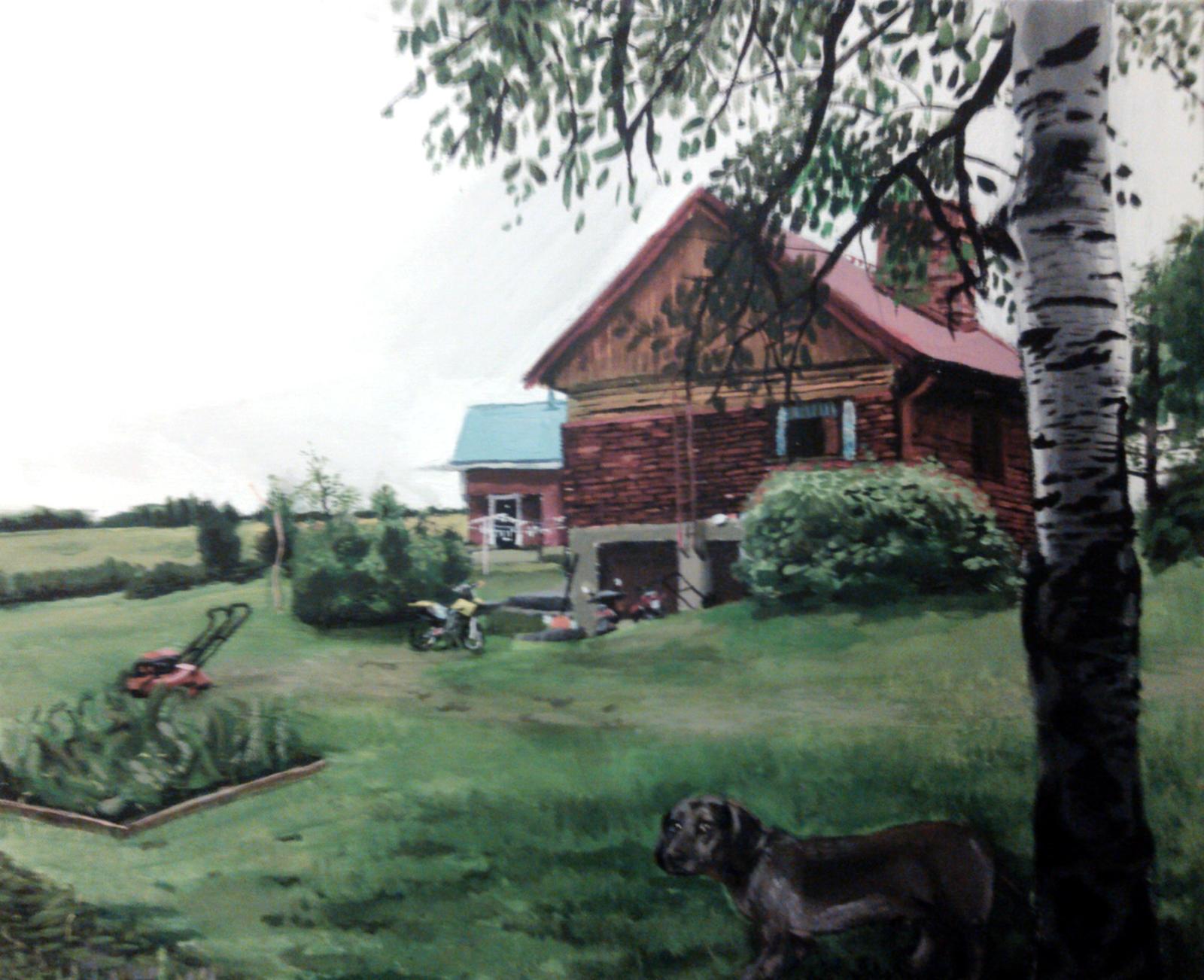 Home Landscape by NoRuLLa