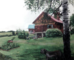 Home Landscape by NoRuLLa