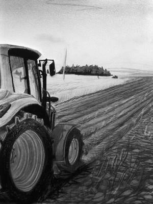 Sketch- Tractor