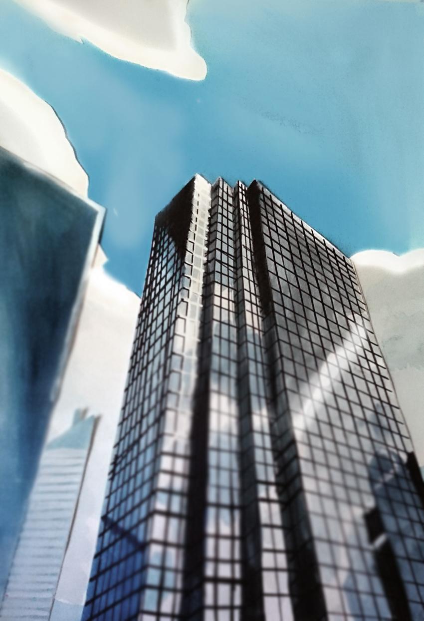 Skyscraper by NoRuLLa