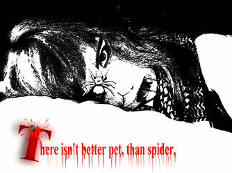 You like spiders? by NoRuLLa