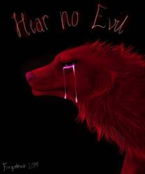Hear no evil by Forgothea