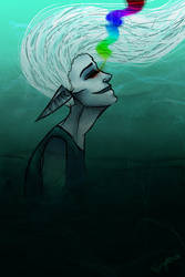 Silent Drowning by Forgothea
