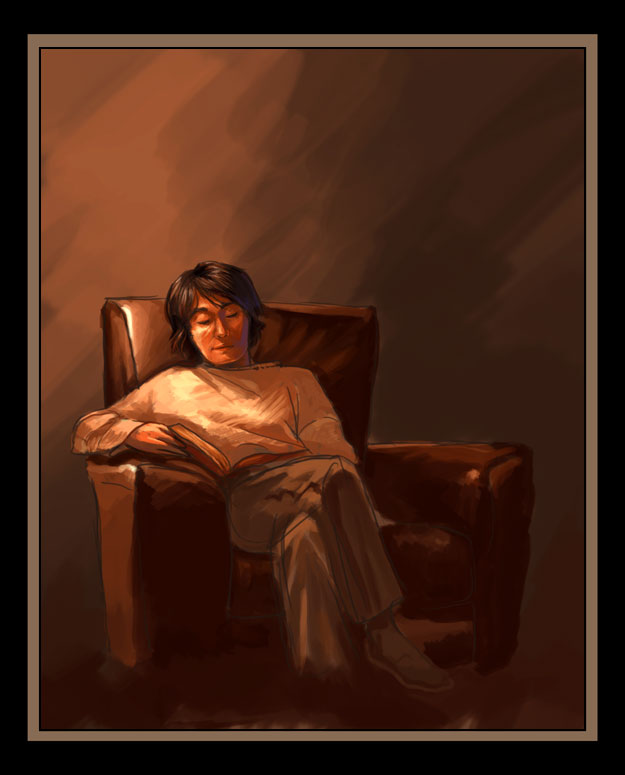 Figure Drawing Final by frogpuff