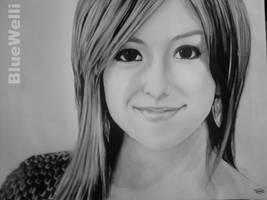 Christina Grimmie by BlueWelli